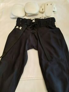 Under Armour Women's/Unisex,Biking Performance Apparel with 7 Pads Size Small