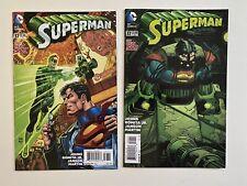 Superman vol.3 #37 New 52 Van Scriver Romita Jr. Variant