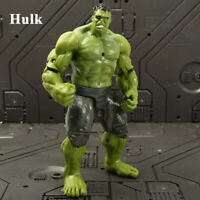 18cm Marvel Avengers Figma 271 Hulk Anime Movable Action Hero Figure Toy Model