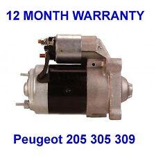PEUGEOT 304 305 1.3 1.5 STARTER MOTOR 5802R9 5802J8