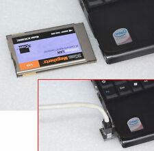 3com 3cxe589ec Pcmcia Network Card for Older Laptops for Windows 95 98 #40