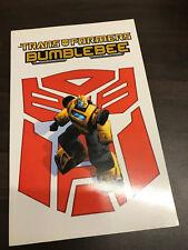 Transformers Bumblebee Graphic Novel TPB NEW
