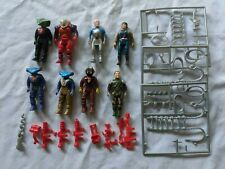 Tyco Dinor Riders Figure Weapons Accessories Lot - Krulos Mind-Zei Ice Age
