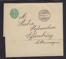 SWITZERLAND 1890s/1900s THREE PS WRAPPERS GENEVA RICHTERSWEIL CDS