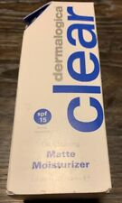 Dermalogica Oil Clearing Matte Moisturizer. 2 fl oz. Exp. 10/2020. New in Box.