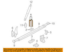GM OEM Rear Suspension-U-bolt 11518875