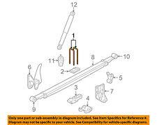 GM OEM Rear Suspension-U-bolt 11569811