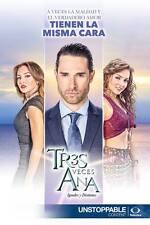 Tres veces Ana - Telenovelas completa en 14 dvd.