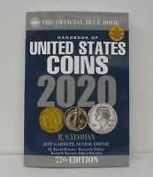 2020 Blue Book Handbook of United States Coins 77th ed. Softcover by R.S. Yeoman