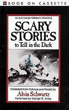 Scary Stories to Tell in the Dark Alvin Schwartz Audio Cassette New NIB