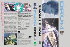 Simon Le Bon DRUM 1985 Yacht Whitbread Race DVD DURAN Bronski Beat PHILIP GLASS