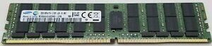 Samsung 32GB 4DRx4 PC4-2133P DDR4 Registered ECC Server RAM M386A4G40DM0-CPB