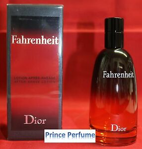 DIOR FAHRENHEIT AFTER SHAVE LOTION SPLASH - 100 ml