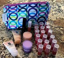 Clinique Skincare & Makeup Lot - All Brand New Chubby Sticks Moisture Surge Bag