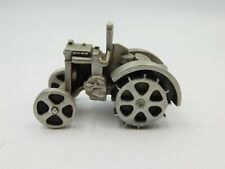 Pewter Case Crossmotor Tractor By SpecCast 2 1/2 inches long