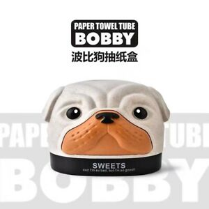 Bobby paper towel box creative suction box household paper reel for vehicle