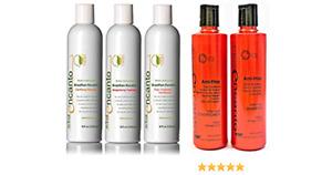 ENCANTO Brazilian Keratin Treatment3x 100 ml Kit  +Care Anti-Frizz 2 x 236 kit