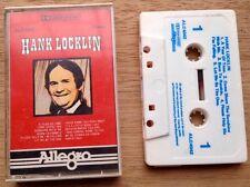 Hank Locklin - cassette