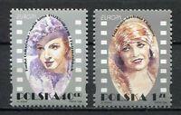 36033) Poland 1996 MNH Ordonowa, Paola Niggers 2v. Europa