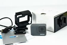 GoPro HERO7 Silver Waterproof Digital Action Camera with Touch Screen for 4K HD