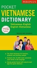 Periplus Pocket Vietnamese Dictionary : Vietnamese-English English-Vietnamese...