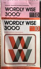Wordly Wise 3000: Grade 10- Student Book and Test Booklet