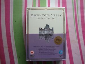 Downton Abbey The Complete Series 1-6 Boxset New/Sealed Trusted Seller.