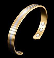 Bracelet magnétique en cuivre avec aimants - Irisa