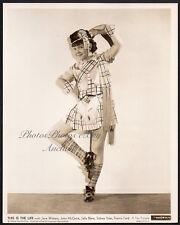 JANE WITHERS child actress singer dancer 1935 VINTAGE ORIGINAL PHOTO