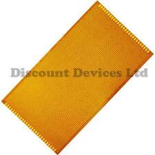 130x250mm Bakelite 1.2mm Single Side Copper Prototype PCB Matrix Board