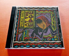Mickey Hart At The Edge 1990 CD w/ Jerry Garcia Rykodisc RCD10124 Grateful Dead