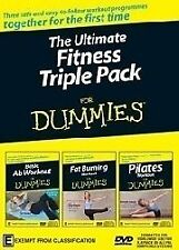 Exercise Fitness Box Set E DVDs & Blu-ray Discs