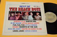 BEACH BOYS LP BEST OF ORIG USA CAPITOL STAR LINE TOP EX+ !!!