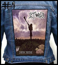 SKYFORGER  --- Huge Jacket Back Patch Backpatch --- Various Designs