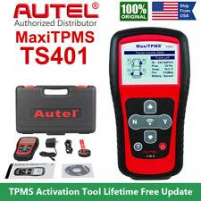 Autel MaxiTPMS TS401 TPMS Car Tire Pressure Sensor Diagnostic Reset Scan Tool US