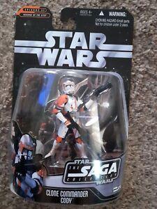 Star Wars The Saga Collection 2006 Clone Commander Cody SAGA #024 Episode III