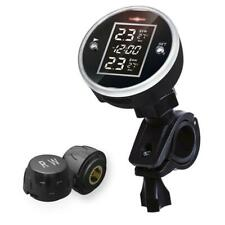 Sykik Rider Srtp340 Bluetooth Tire Pressure Monitoring System for Motorcycle New