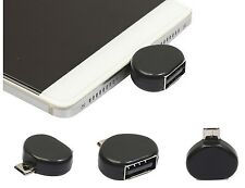 ADATTATORE OTG USB F a Micro USB M Tablet Cellulari Smartphone Android cavo pc
