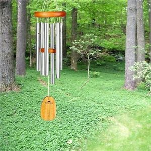 """Woodstock AMAZING GRACE CHIME, SMALL 16"""" WIND CHIMES,  FREE USA SHIPPING     #dm"""