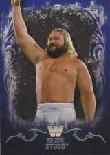 Rare!  BIG JOHN STUDD  #15/25 BLUE PARALLEL 2016 Topps WWE Undisputed Card #46
