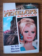 LADY PENELOPE BRITISH ANNUAL THUNDERBIRDS ANDERSON