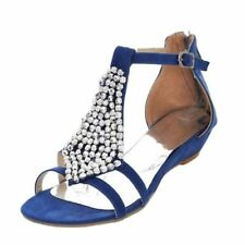 Synthetic Strappy Sandals & Flip Flops 5.5 US Shoe