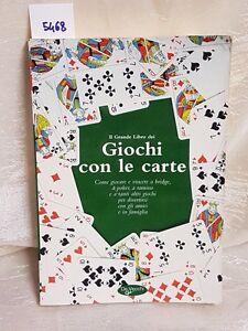 il grande libro dei giochi con le carte