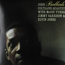 John Coltrane Ballads 2002 LP Vinyl 33rpm
