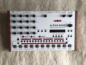 Jomox Alpha Base Analog Drum Synthesizer