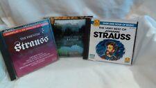 The Very Best Of Johann Strauss & The Essential Strauss 3 CDs             cd3488