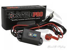 Throttle drehzahlbegrenzer Mini with Toggle Switch Universal Aprilia Piaggio