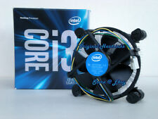 Intel i3-7000 Series CPU Cooler Fan Heatsink for PC Desktop Socket LGA1151 - New