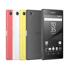 Original 4.6'' Unlocked Sony Ericsson Xperia Z5 Compact E5823 23MP Smartphone