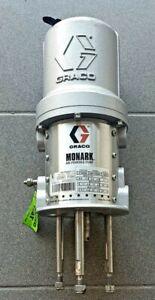 New Graco Monark 205997 F08K Air Motor Unit